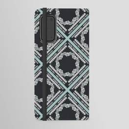 Hiking Trails-Strong as Nails Android Wallet Case