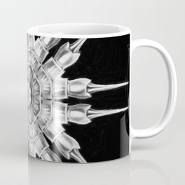 Ninja Star 6 Coffee Mug