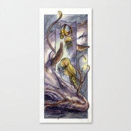 Water Elemental Canvas Print