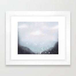 Cove | Inviting Framed Art Print