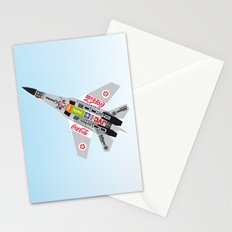 popwarIII Stationery Cards