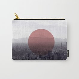 Fuji in the Distance - Remastered Carry-All Pouch
