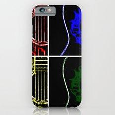 Pop Art Guitars iPhone 6s Slim Case