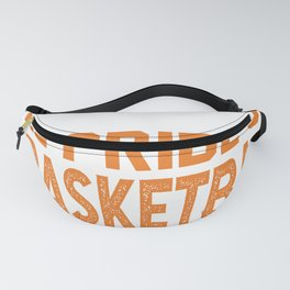 Never underestimate the pride of a basketball grandma or how loud she can yell Fanny Pack