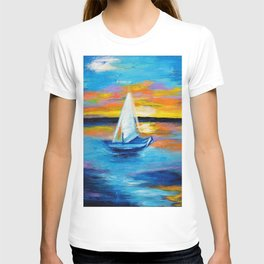 Sailing Away T-shirt