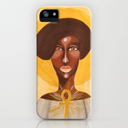 Goddess no 11 iPhone Case