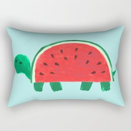 Slow Day Rectangular Pillow