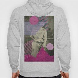 Cyclamen Girl Hoody