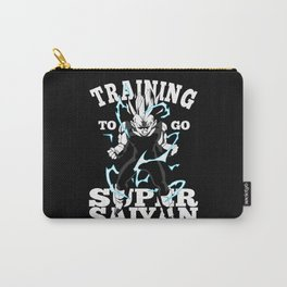 Training to go super saiyan Carry-All Pouch