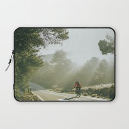 Morning For Ride Laptop Sleeve