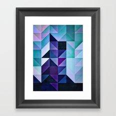 Rewire Framed Art Print