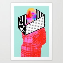 Pretty Cage Art Print