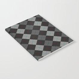 Golf Grey Notebook