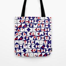 Americana Chaos Tote Bag