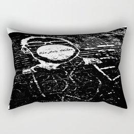 Bubble Gum Alley Rectangular Pillow