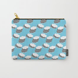 Layered clouds Carry-All Pouch