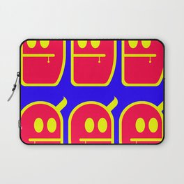 6 Mr. Grubbo And No More Laptop Sleeve