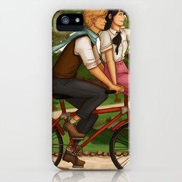 Adrinette iPhone Case
