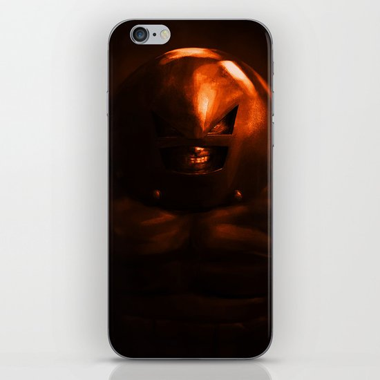 UNSTOPPABLE iPhone & iPod Skin