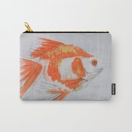 watercolor fish 2 Carry-All Pouch