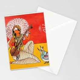 lord mata Stationery Cards