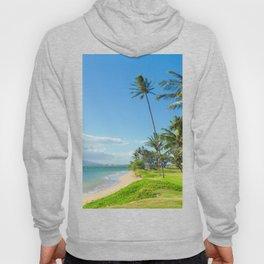 Waipuilani Beach Kihei Maui Hawaii Hoody