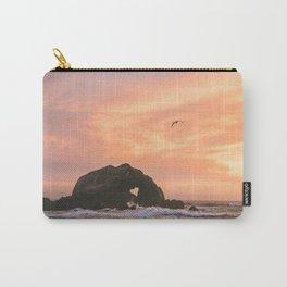 Love Rock at Sutro Baths | San Francisco, California Carry-All Pouch