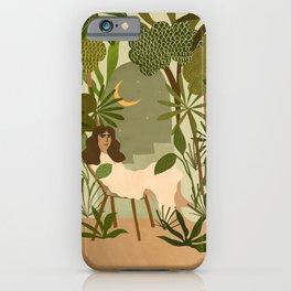 Jungle Dreams iPhone Case