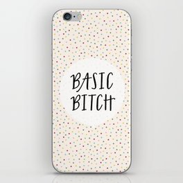 Basic Confetti iPhone Skin