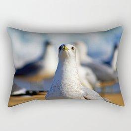 Whatcha Doin'? Rectangular Pillow
