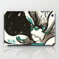 medusa iPad Cases featuring Medusa by zuzia turek