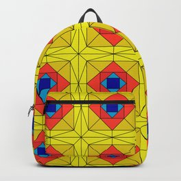 Suspiria Stained Glass Backpack