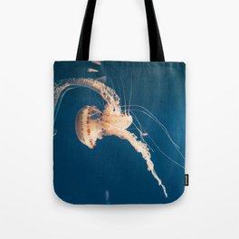 Dancing Jellyfish Tote Bag