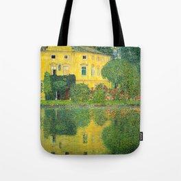 "Gustav Klimt ""Schloss Kammer on the Attersee"" IV. Tote Bag"