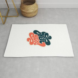 HELL YES Rug