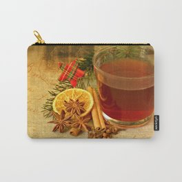 Winter Tea Carry-All Pouch