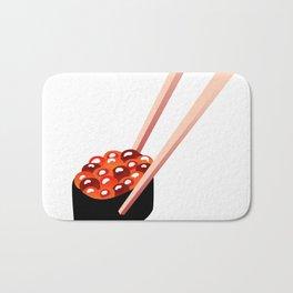 Juicy Sushi ~ Raw Catz Bath Mat