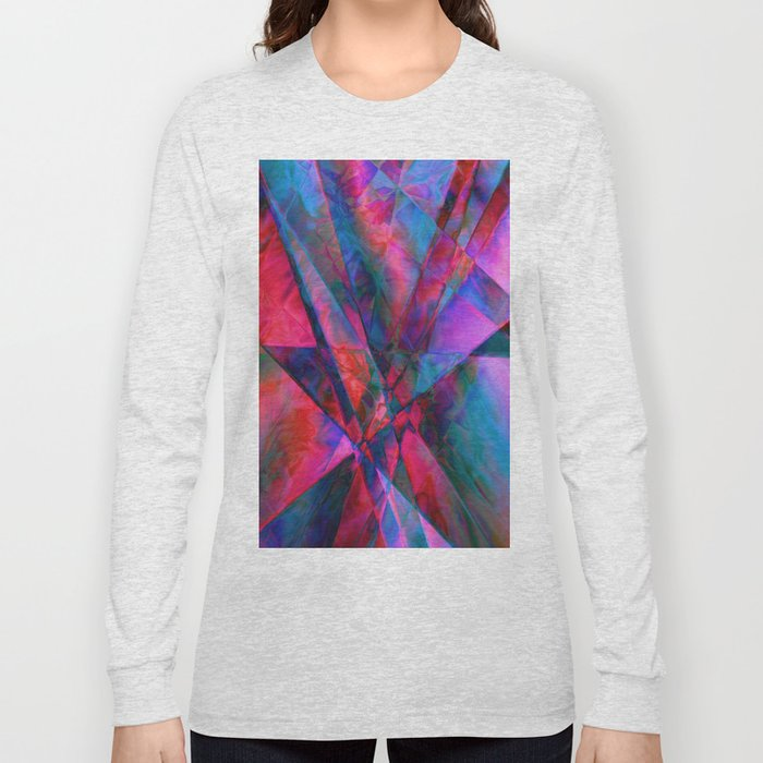 Dynamic composition. Long Sleeve T-shirt