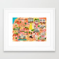 Intramuros Framed Art Print