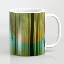 Full Moon Forest Coffee Mug