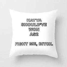 Katya Throw Pillow