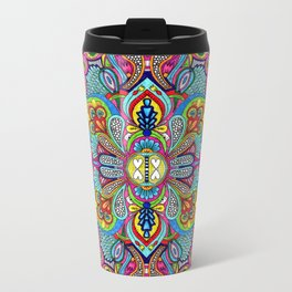 Full of dreams Metal Travel Mug