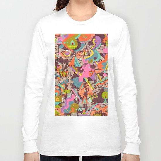 Schema 14 Long Sleeve T-shirt