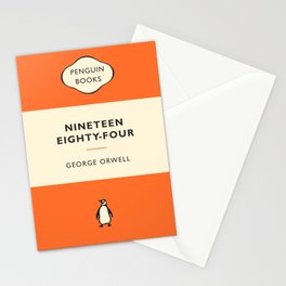 George Orwell - Nineteen Eighty-Four Stationery Cards