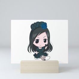 Band-Maid Saiki Mini Art Print