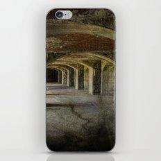 The Tunnels iPhone & iPod Skin