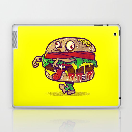 ZOMBURGER Laptop & iPad Skin