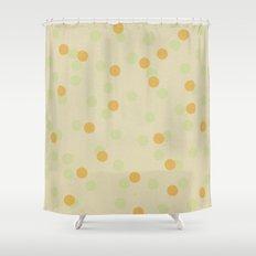 morning dress Shower Curtain