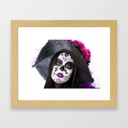 La Catrina Fiore 2961 Framed Art Print