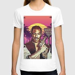 alex foley retro art T-shirt